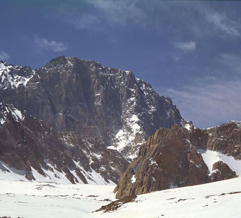 Face Nord de l'Alam Kuh (4805m)
