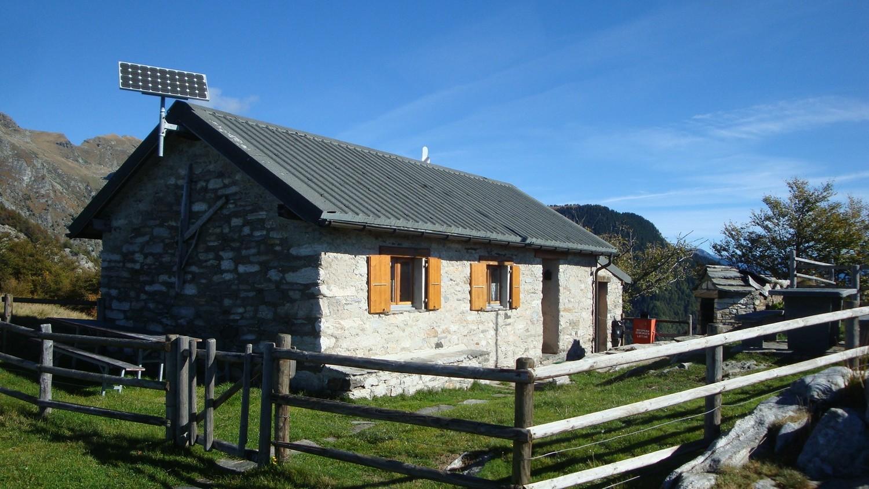 Cabane Mognone