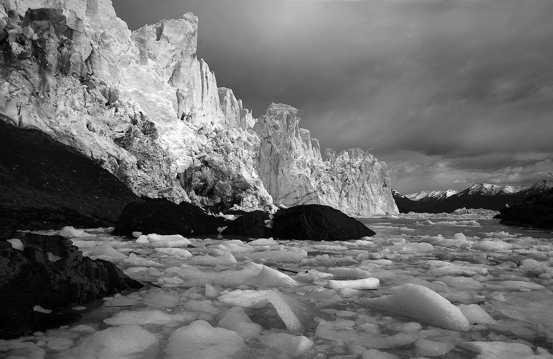 délice glacé au Perito Moreno