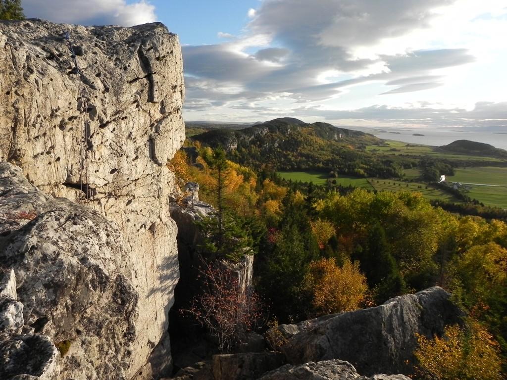 Kamouraska - le pilier de Reflexion