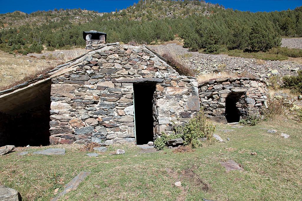 cabane del Castellar