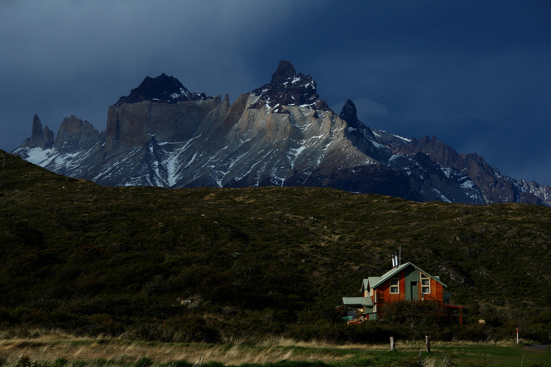 Site inoubliable lors d'un voyage d'une année... (Chili)