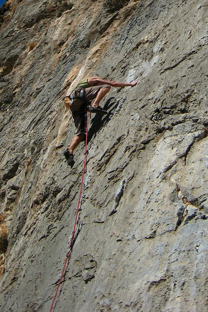 Selene (5b), Sea Breeze, Kalymnos
