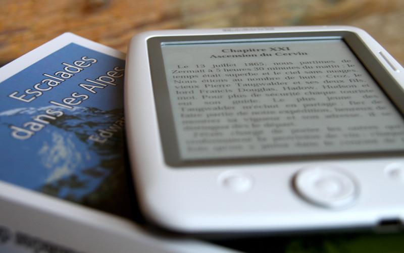Escalades dans les Alpes en ebook