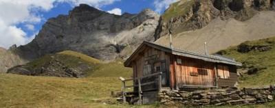 Fluhseehütte (Flueseehütte)