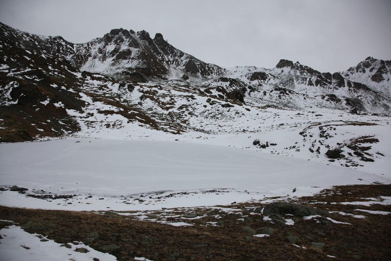 Lac d' Armina et Tounô