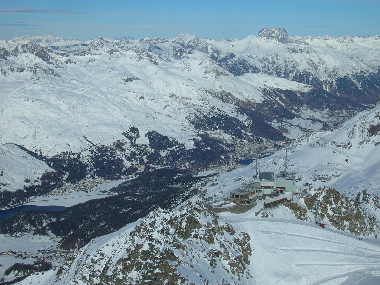 Fondovalle verso Sant Moritz
