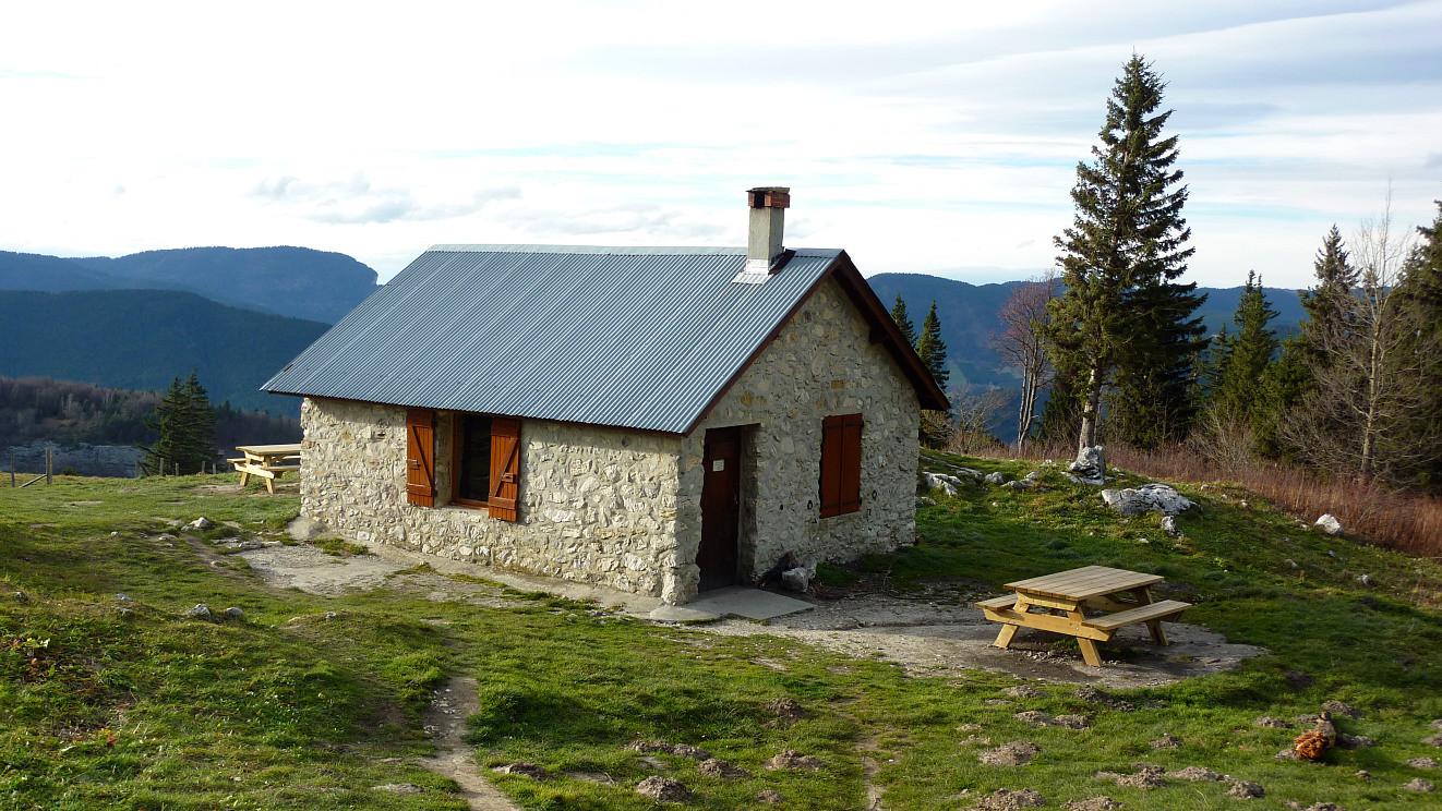 Cabane de Roybon
