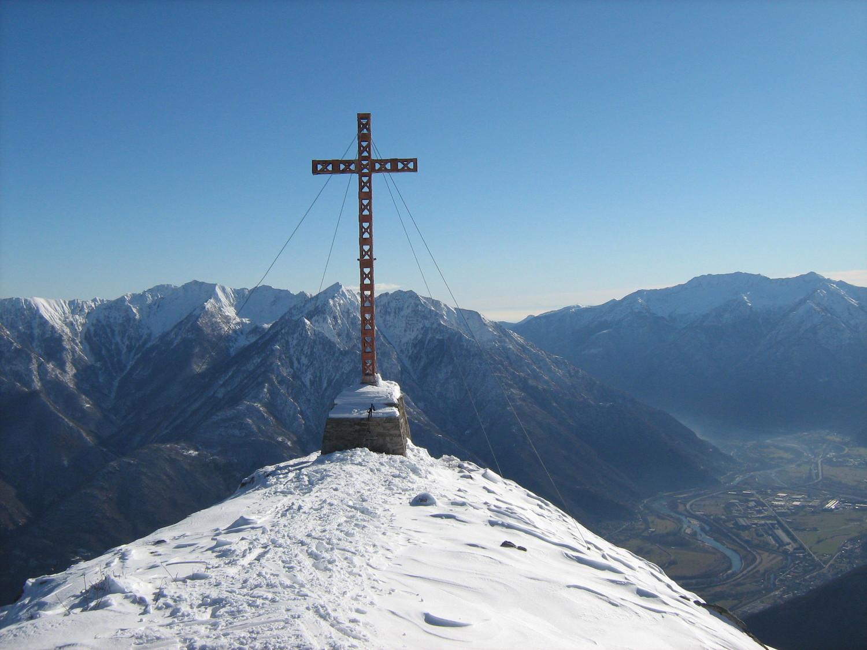 La croce del Moncucco