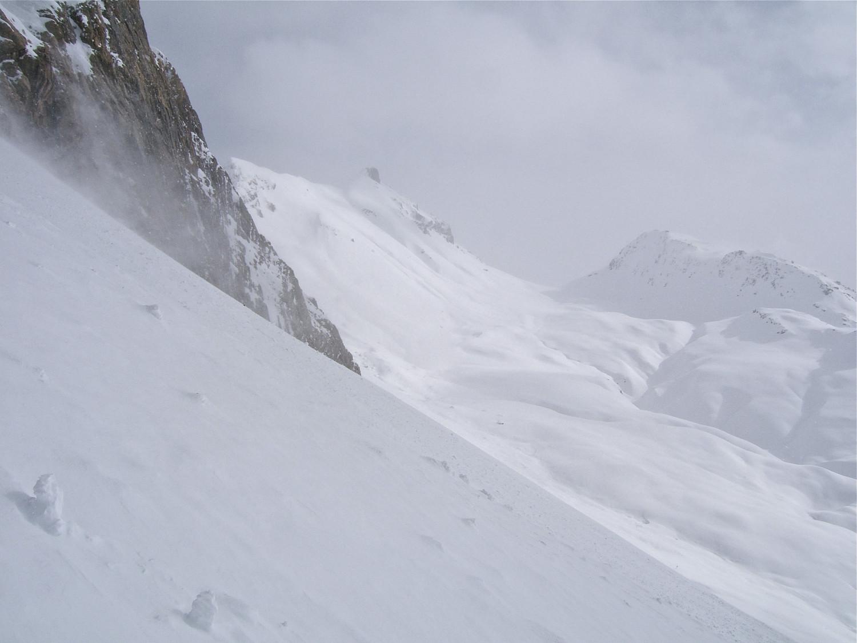 Becco Grand ou Mte Bandita et Becco Nero séparé par le Col d'Ancoccia