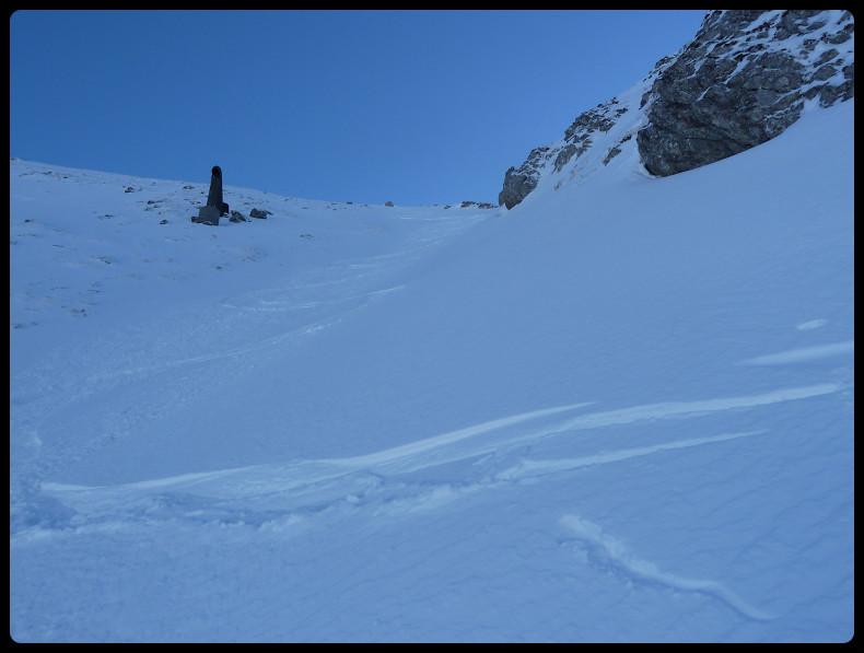 Du bon ski dans la face