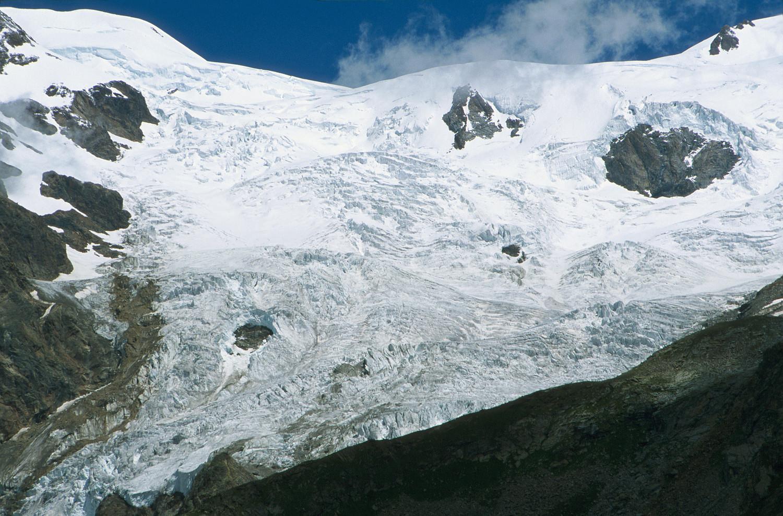Glacier de la Lys