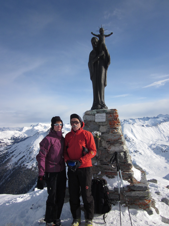 Vierge noire du Mont Noble