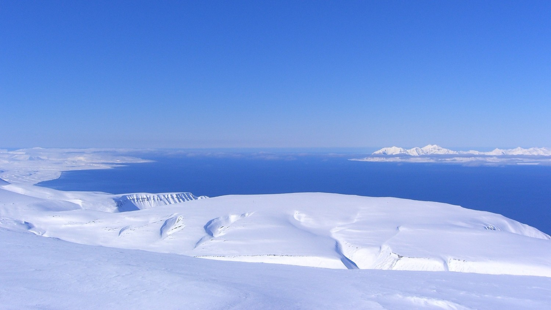 spitzberg-non loin de longyearbyen