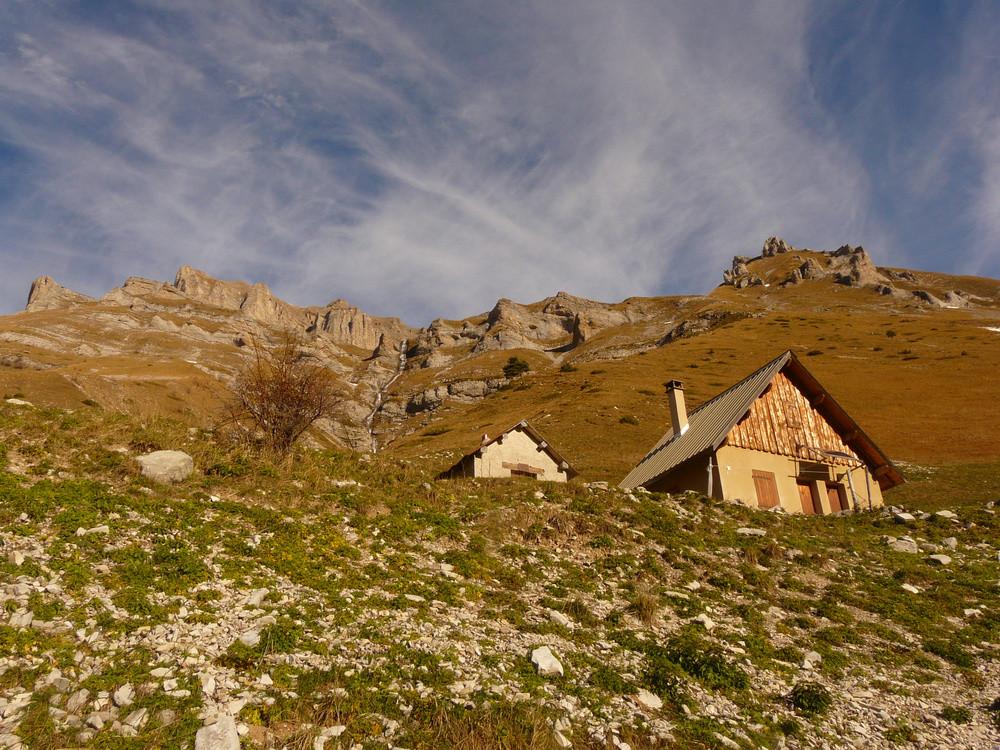 Cabane du Fleyrard