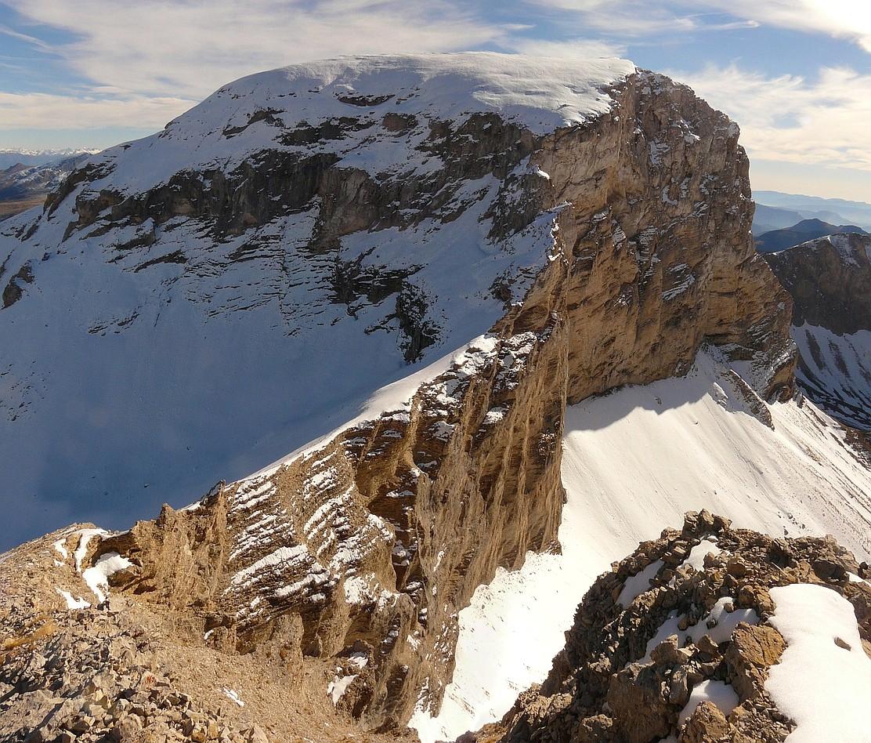 Rocher Rond versant N - La suite