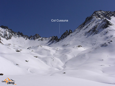 Col Cussuna (Valgrisenche)