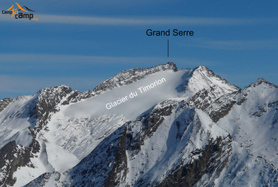 La Gran Serra dal versante Valsavarenche