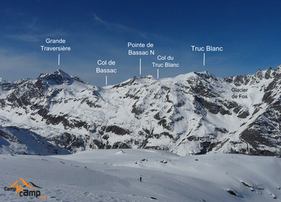 Panorama Grande Traversière klzzwxh:0000 Truc Blanc (Val de Rhêmes)