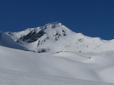 Mont Valaisan depuis le vallon des Ponteilles (la Thuile)