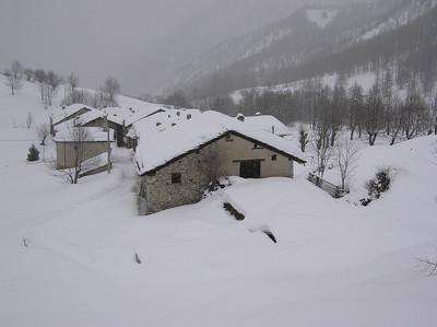 Pratorotondo en hiver