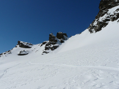 Col Morion versant Valgrisenche