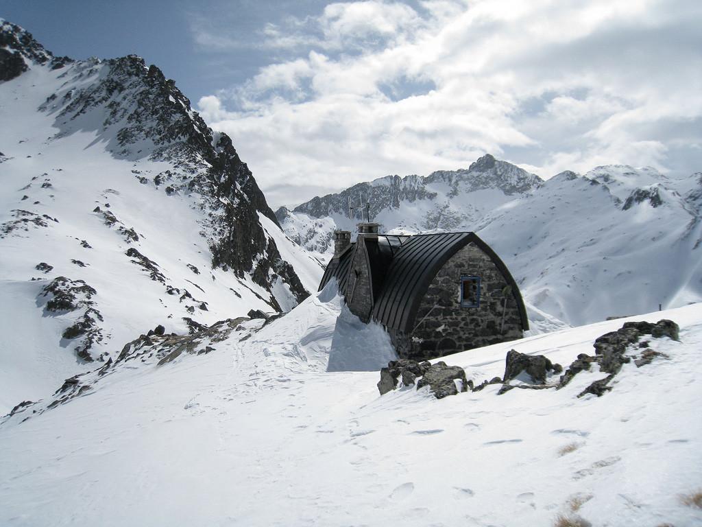 Refuge des Pyrénées - Packe - Vallée de Barèges