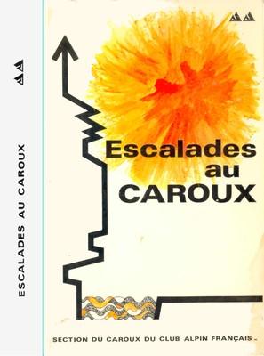 Escalades au Caroux 1977