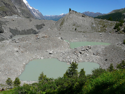 Lac du Miage