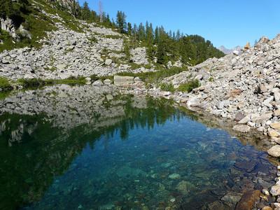 Lac Bonnel (réserve du Mont Mars)