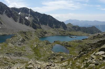 Lacs de Ténibre