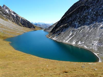 Le lac de Licony (Vallée d'Aoste)