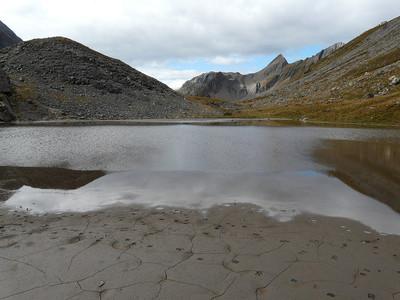 Le lac de Sageroux