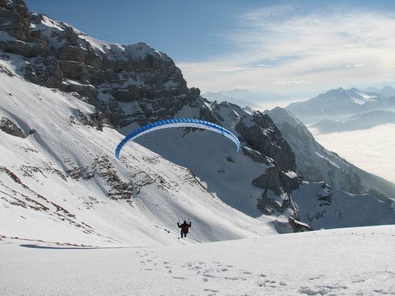 Col de Varo .... en hiver