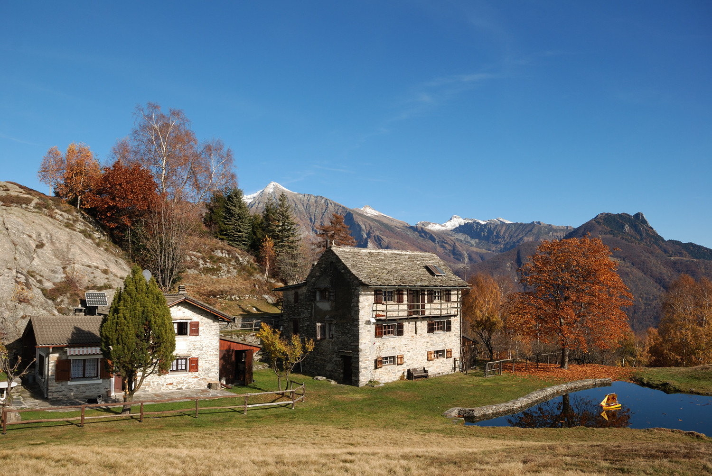 Monti di Lego, Val Verzasca, Tessin