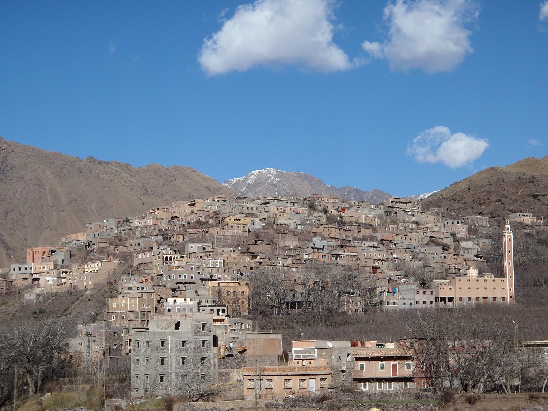 le village d'Arernd
