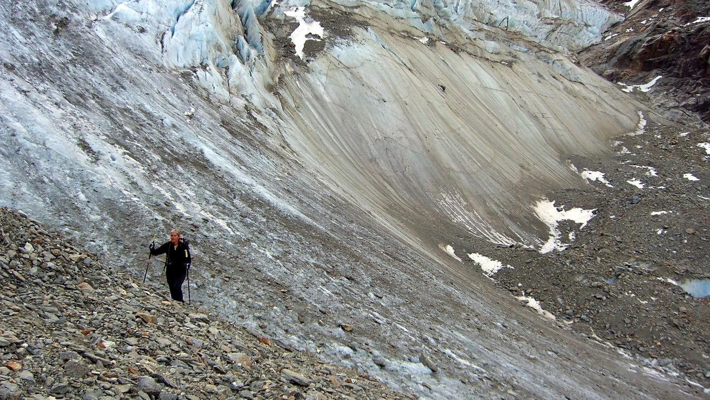 Bérangère - sous les pavés, la glace