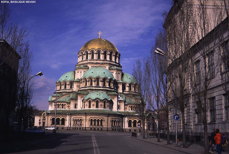 Basilique Nevski, Sofia