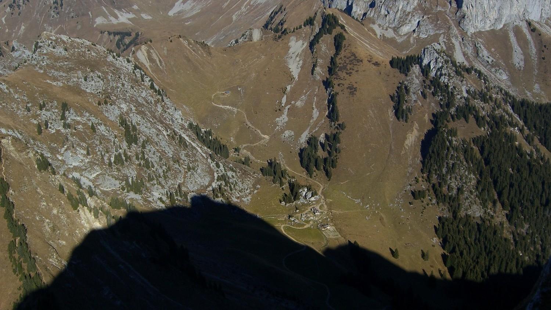 Mont Chauffé - chalets de Mens