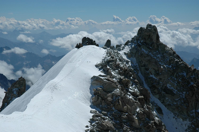 Mont Blanc du Tacul, sommet E