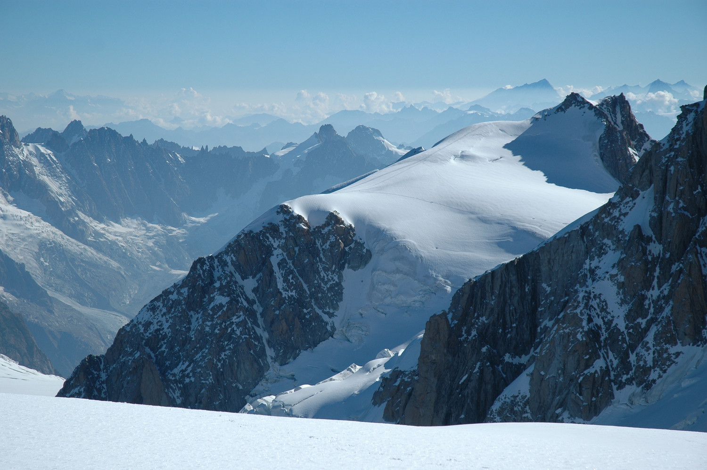 Mont Blanc du Tacul W