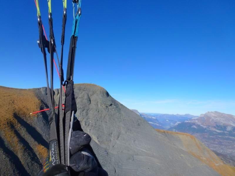 Le Mont Joly en arrière plan