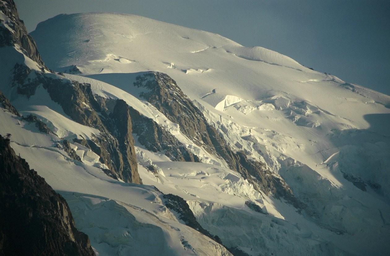 Pointe Durier, Mont Blanc