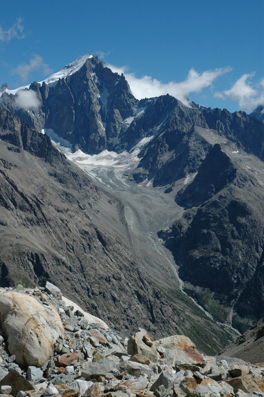 Dôme des Ecrins, vallon de Bonne Pierre