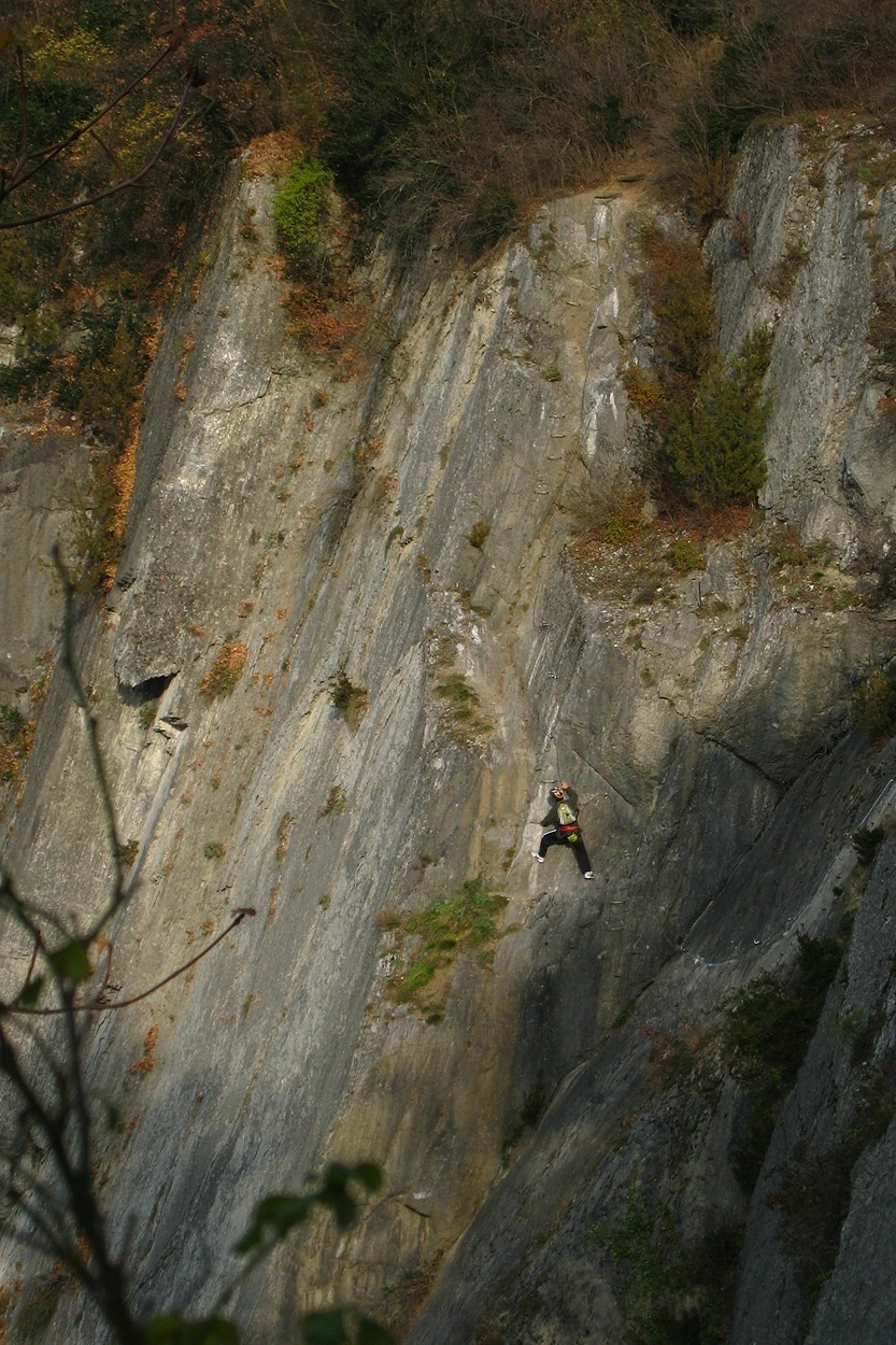 Via ferrata de la Bastile