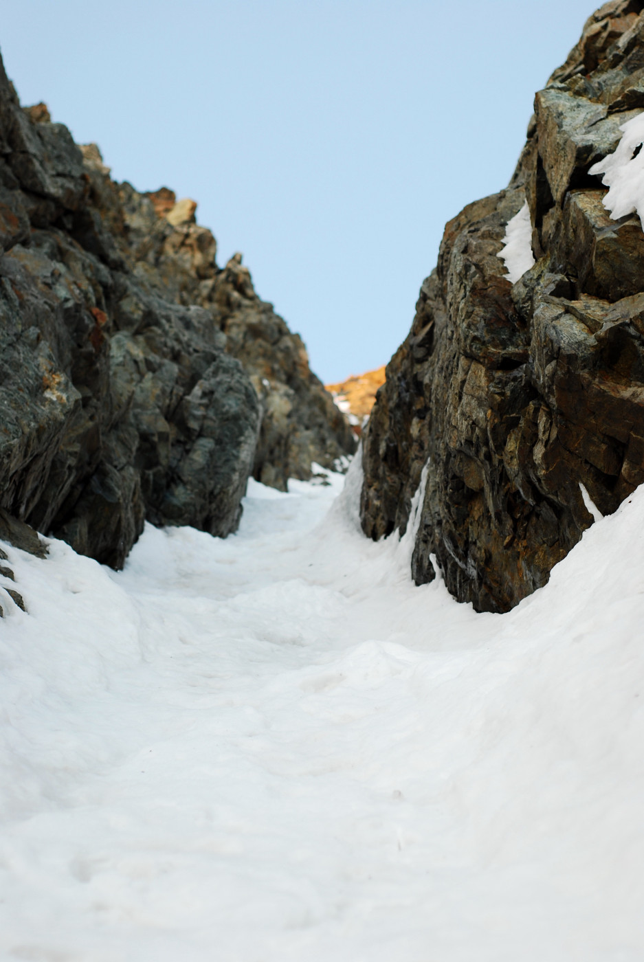 Couloir Macho