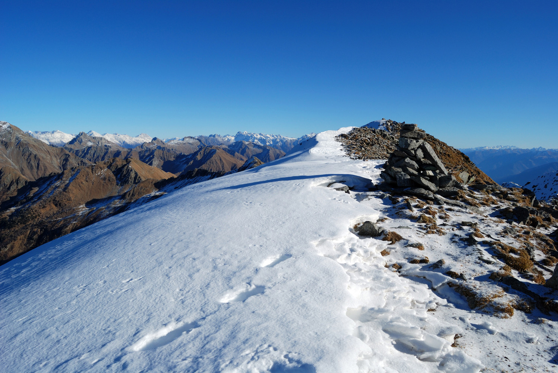 Il Monte Marmontana 2316 m