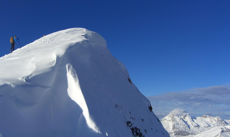 Aig. des Calvaires - Un air de montagne malgré tout