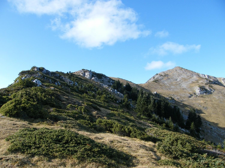 La descente du Cap de Castillon