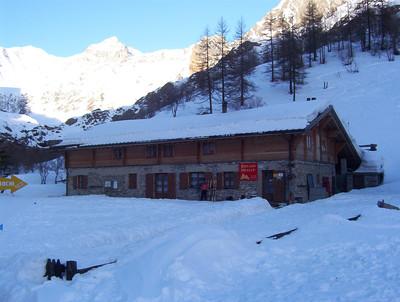 Refuge Melezé (Val Varaita)